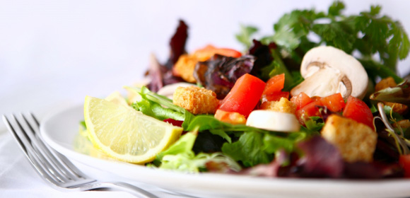 Låt maten bli din medicin och medicinen din mat