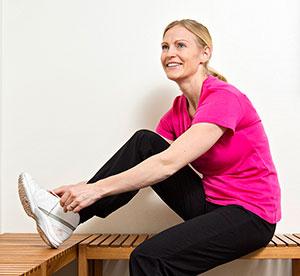 Träna regelbundet och förebygg psykisk ohälsa