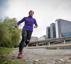 Charlotte Kalla redo för nästa OS-äventyr