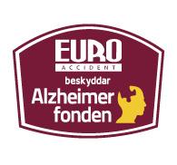 Euro Accident beskyddar Alzheimerfonden