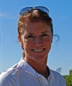 Helen Alfredsson, ambassadör för Alzheimerfonden