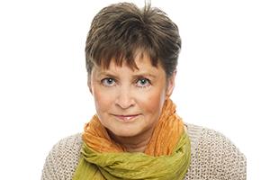 Liselotte Jansson, generalsekreterare Alzheimerfonden