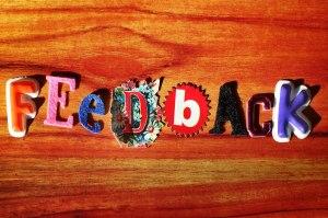Feedback är viktigt för en frisk arbetsplats. Foto: Pixapay